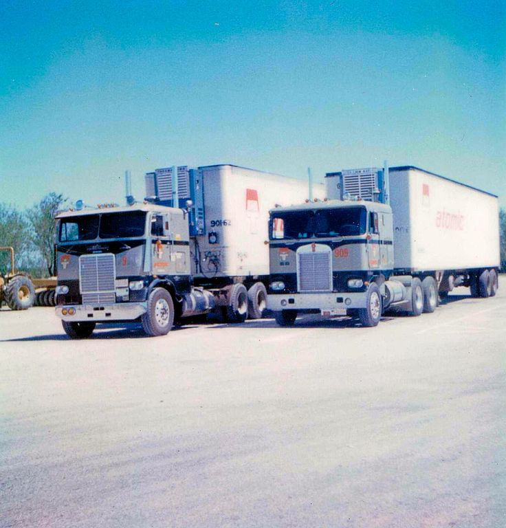 Bring back the cabover us trailer will buy used