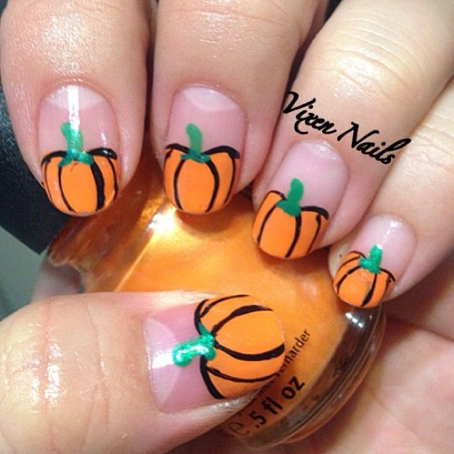 Nail Colors Halloween: Best 25+ October Nails Ideas On Pinterest