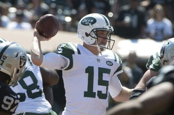 EAST RUTHERFORD, N.J. -- There has been plenty of talk in the early going about the New York Jets, and nearly all of it has been negative.