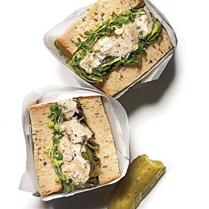 Summertime means light lunches & I love a good sandwich with a salad or soup. Here's 100 Super Sandwiches via CookingLight.com