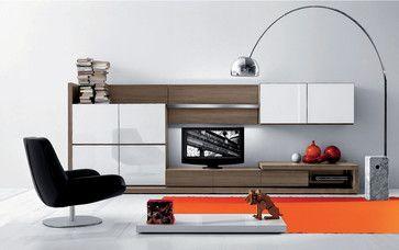 Cabinet Furniture - modern - living room
