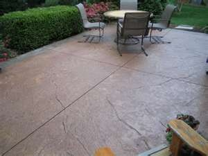 concrete patio resurfacing ideas outdoor spaces and