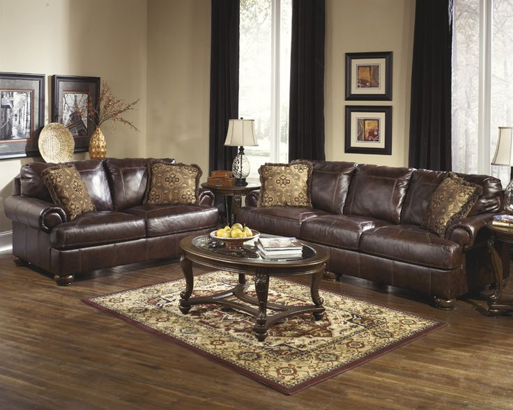 8 best The \'Axiom\' 100% Leather Living Room Collection images on ...