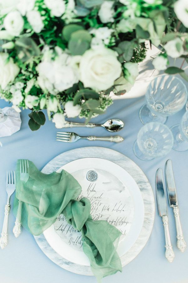 Travel to Greece for a Breathtaking Wedding by the Sea – Style Me Pretty