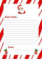 10 best Letters to Santa templates  blanks  stationery images on