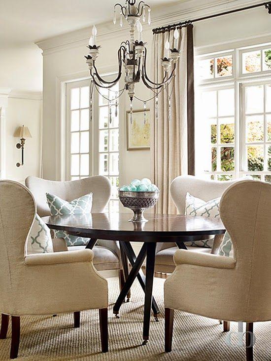 dining room | Jessica Bradley Interiors