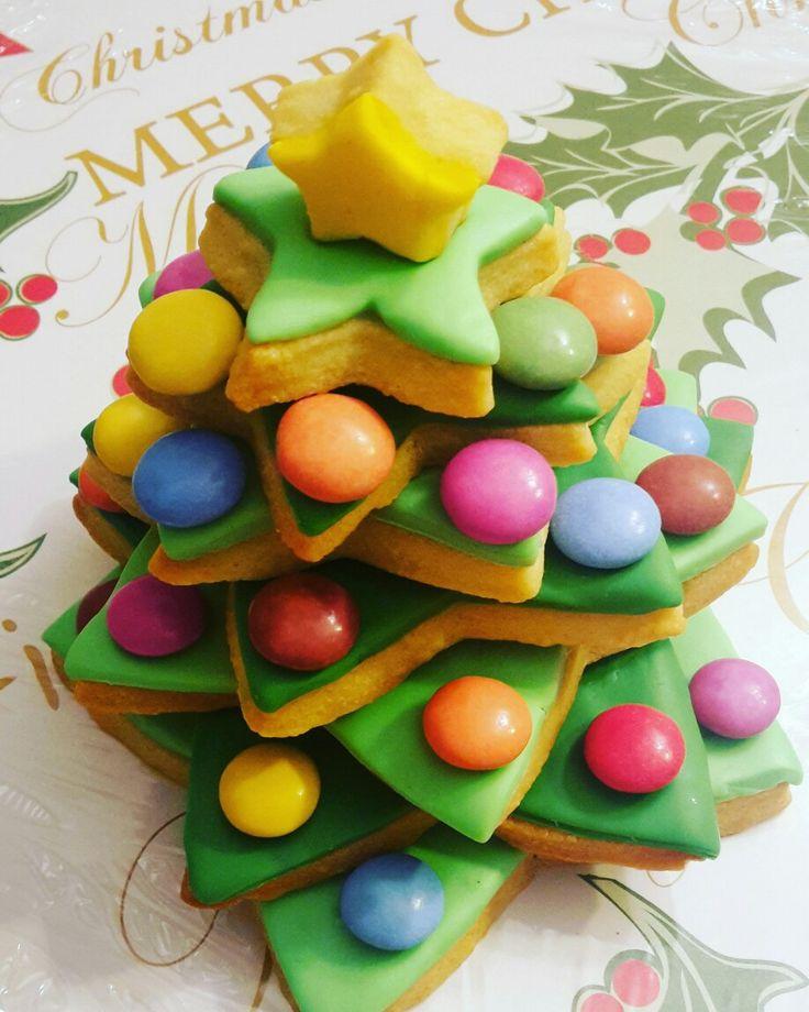 Cookies Christmas tree!