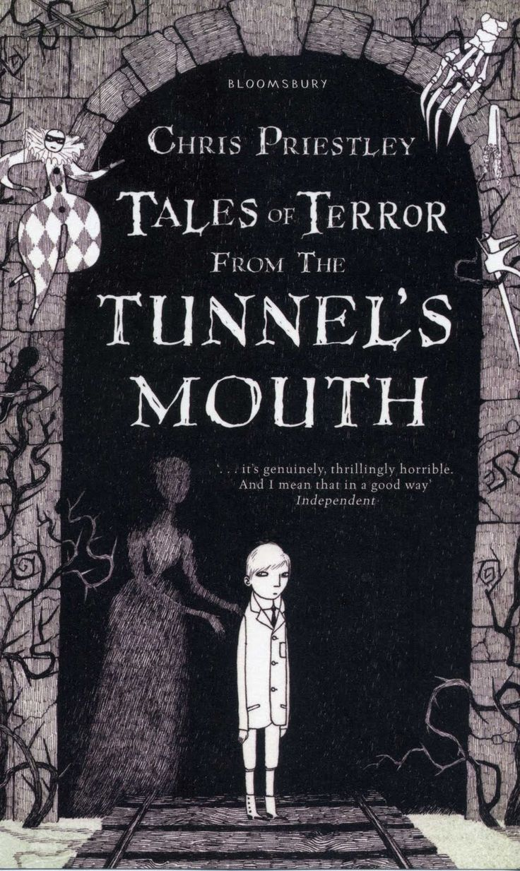 -- The third installment of the spine-tingling trilogy --   A boy's first solo train journey turns out to be more of a challenge than anyone could have imagined  as the train stalls at the mouth of a tunnel and a  mysterious woman in white helps the boy while away the hours by telling him stories—ghost stories with a difference.