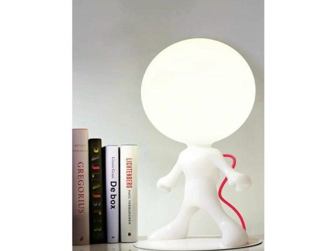 Table lamp Spacewalker junior Collection by DARK AT NIGHT | design Constantin Wortmann