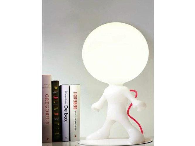 Table lamp Spacewalker junior Collection by DARK AT NIGHT | design Constantin Wortmann