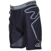 Pantalón interior O´Neal Protector. Ideal para uso con moto de enduro / cross / quad / bicicleta de montaña / descenso    -Acolchado inferior.  -Protectores laterales y traseros  -Elástico en cintura