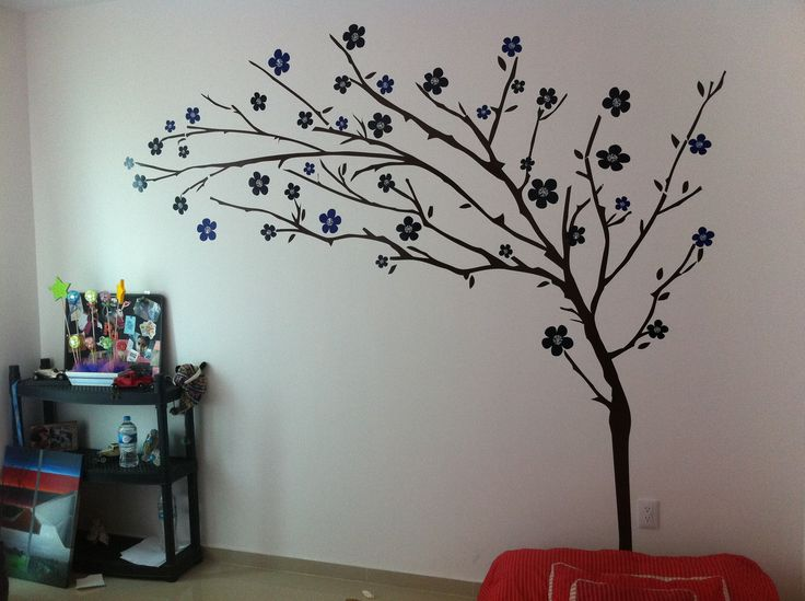 #tree  #walldecal #decals #viniles #vinil