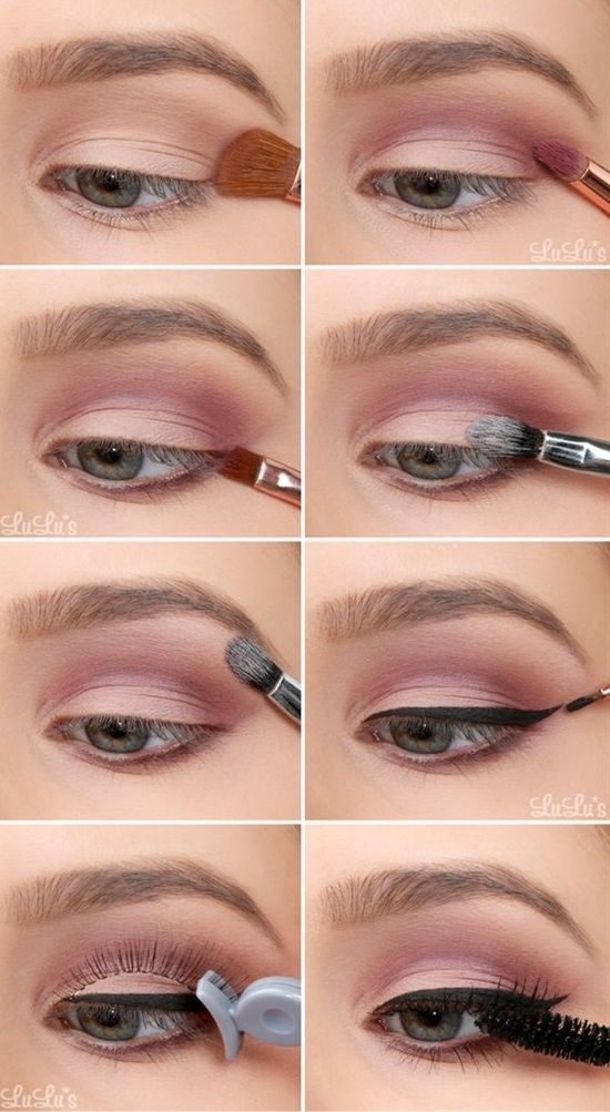 Easy Eye Makeup For Tired Eyes: Best 25+ Easy Eyeshadow Tutorial Ideas On Pinterest