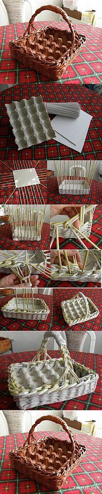 Вязание пасхального зайца для яиц. Мастер класс с пошаг…