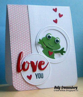 Crea Nellos: Love You....
