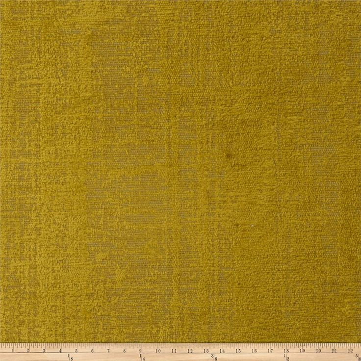 Fabricut Concierge Chenille Gold from @fabricdotcom  This lovely chenille fabric is  perfect for valences, toss pillows, and upholstery projects like ottomans and headboards.