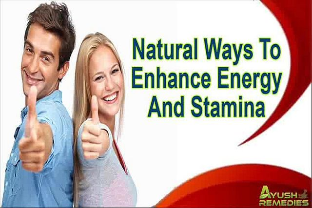 You can find more details about the natural ways to enhance energy at http://www.ayushremedies.com/energy-enhancer-pills.htm Dear friend, in this video we are going to discuss about the natural ways to enhance energy. Sfoorti capsule is one of the natural ways to enhance energy and stamina in body.