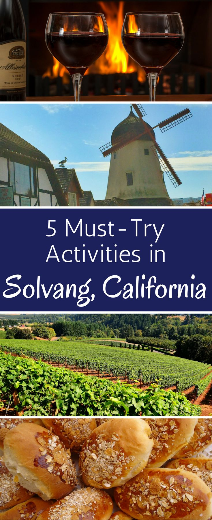 attractions in Solvang, California; what to do in Solvang, California; Solvang, California day trip; Solvang in one day