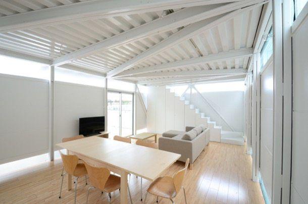 M s de 1000 ideas sobre soportes de plantas en interiores - Estructura metalicas para casas ...