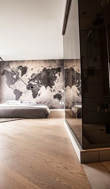 Decor: Mapa Mundi