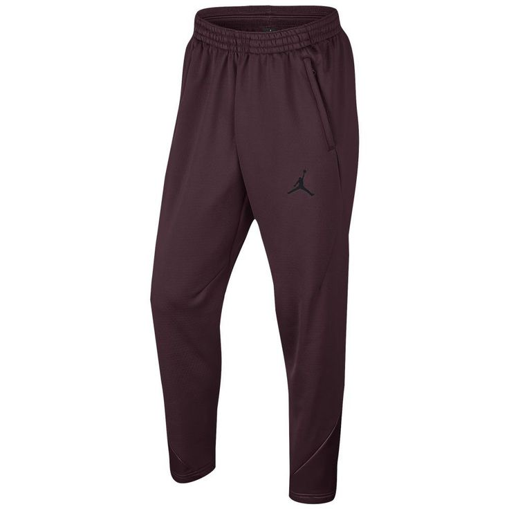 Nike Air Jordan 360 Therma Shield Max Weather Pants 800987 Maroon Mens Size XL
