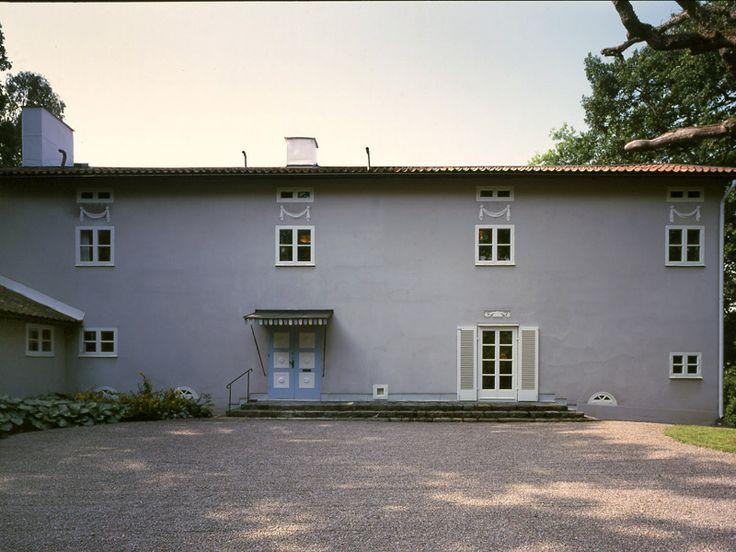 Erik Gunnar Asplund - Gallery 3 - Villa Snellman 1917-1921