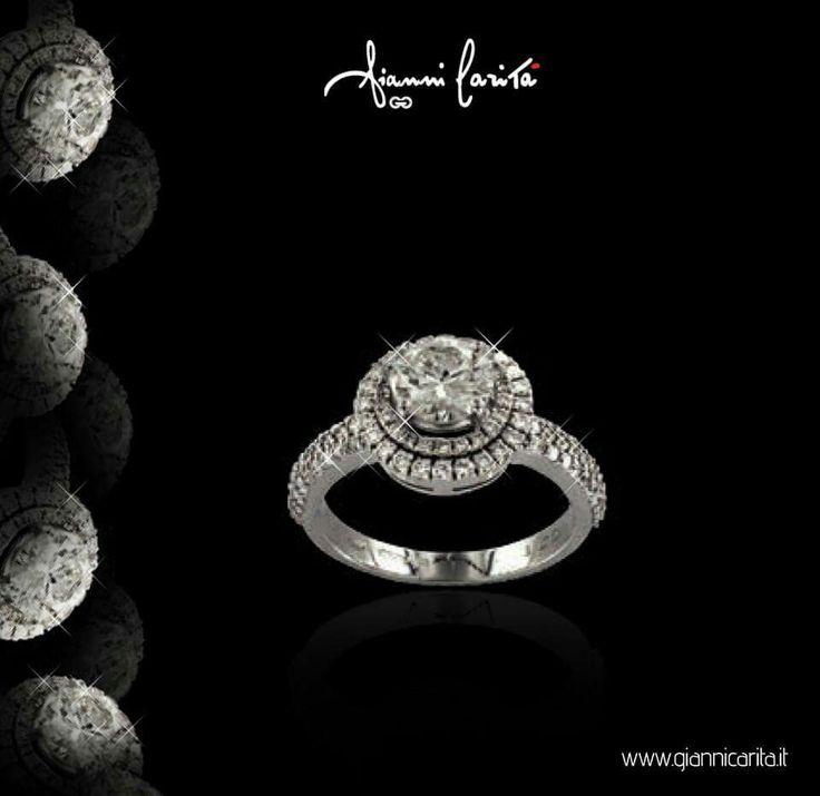 """""""Non ho mai odiato un uomo a tal punto da restituirgli i gioielli ricevuti in regalo"""".Cit. #gioielli #diamanti #diamond #oro #gold #anelli #ring #gioielli #jewels #madeinitaly #giannicarita #precious #luxury #luxurybrand #precious #donna"""