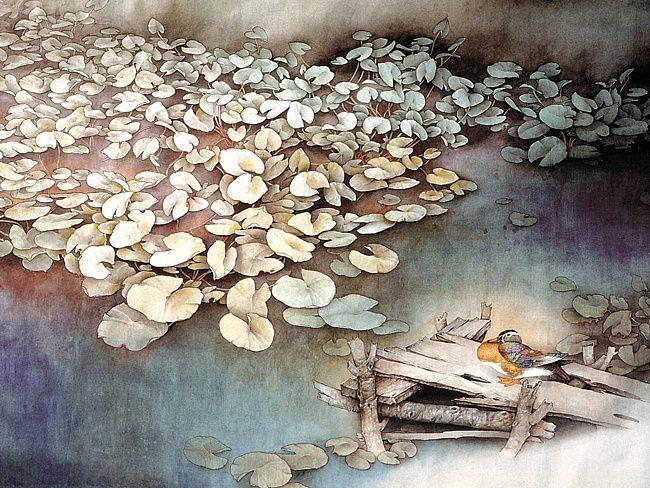 Художник Shen Wei