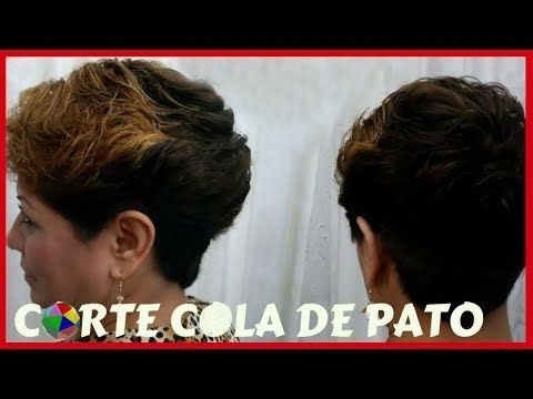 Como hacer corte de pelo garzon