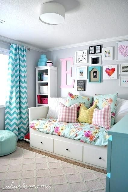 cute bedroom ideas for teen tween girls would love this room cute - Teen Room Decorating Ideas