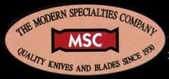 Modern Specialties, quality knives and blades since 1930