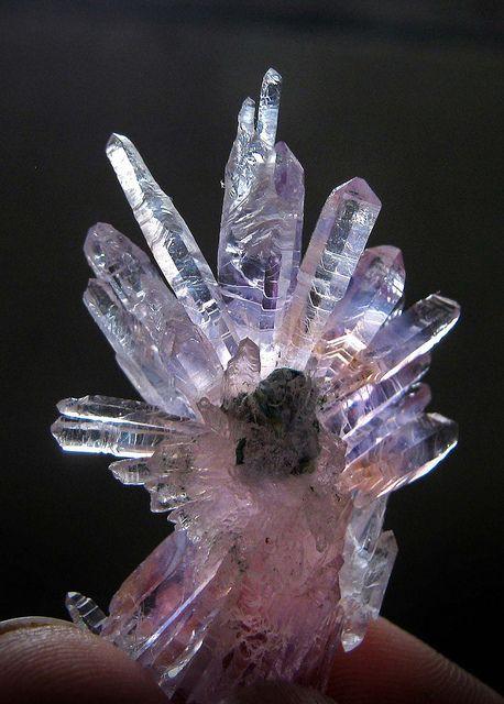Amethyst Crystal Flower from Brazil