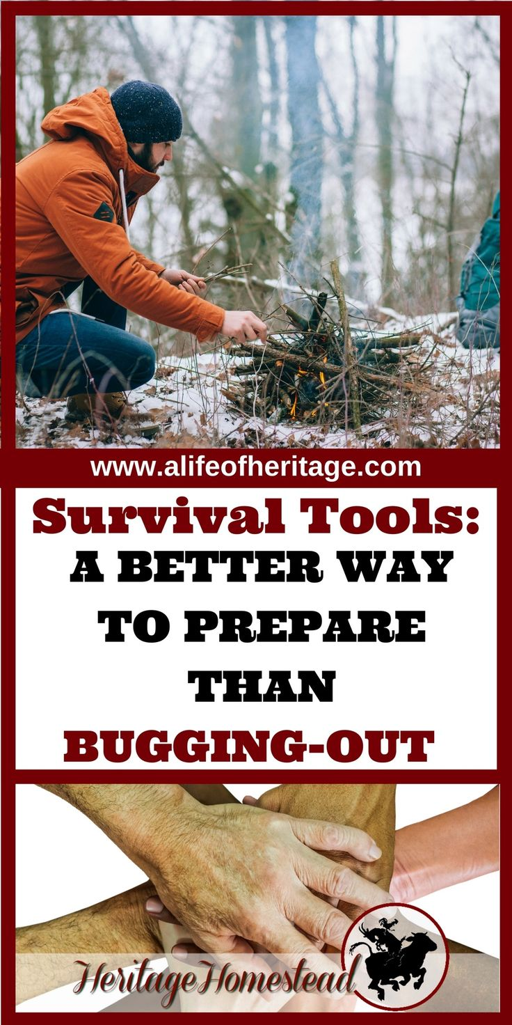 Are you and your community empowered with these all important survival tools and ready for a catastrophe? A much better way to prepare than bugging out! via @delciplouffe