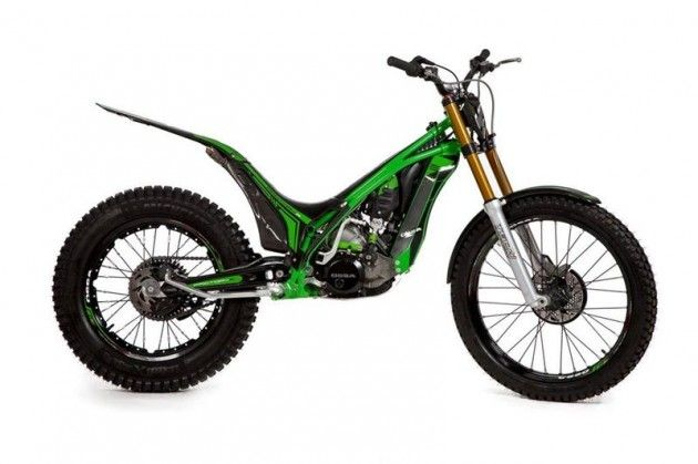 Trial Bike Ossa Factory R300 2014