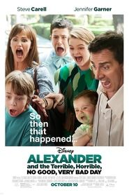 Watch Alexander and the Terrible, Horrible, No Good, Very ad Day 2014 Full movie