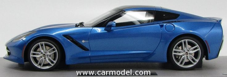 BBR-MODELS BLM1812D 1/18 CHEVROLET CORVETTE C7 STINGRAY COUPE 2014