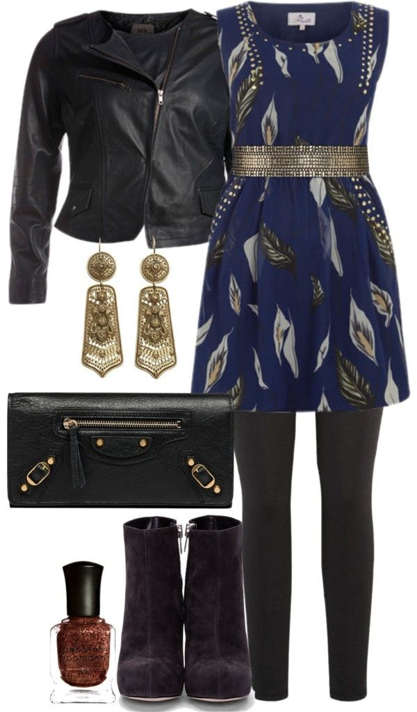 Polyvore Outfits Already Put Together Plus Size | Found on ...