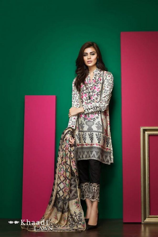 Khaadi Embroidered Lawn Vol 1 Collection 2017 With Price; On the off chance that this accumulation turns out to be a win then we will clearly and surely