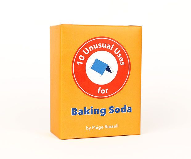10 Unusual Uses for Baking Soda - http://topcreativeideas.net/10-unusual-uses-baking-soda.html