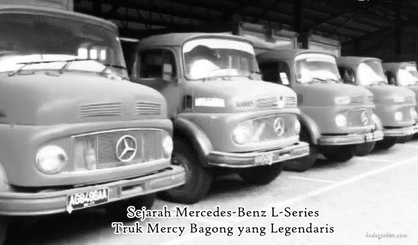Mercedes Benz L Series Sejarah Mercedes Benz L Series Truk Mercy Bagong Yang Legendaris Mercedes Benz L Series Merupakan Truk Mercedes Benz Mercedes 4x4