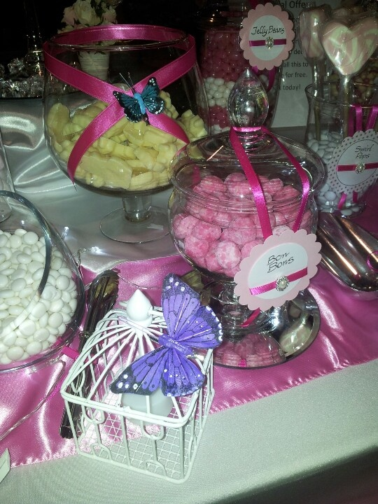 This is one of my favorite lolly buffet that iv done .