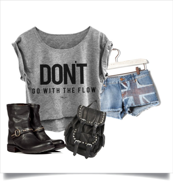 """Summer rock concert"" by colette-kwong-hing on Polyvore"