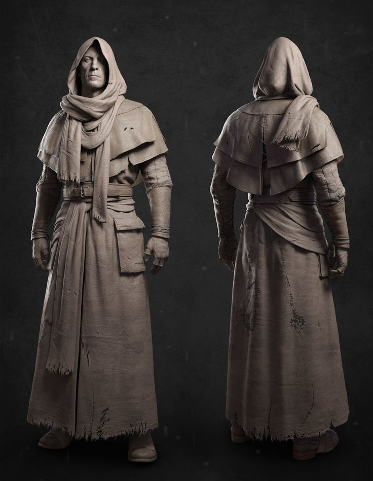 Jarad Vincent, Mysterious Figure from The Order: 1886 | CGVILLA