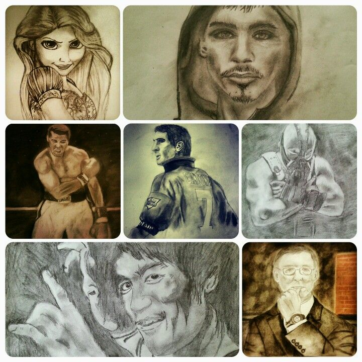 Sketch Collage