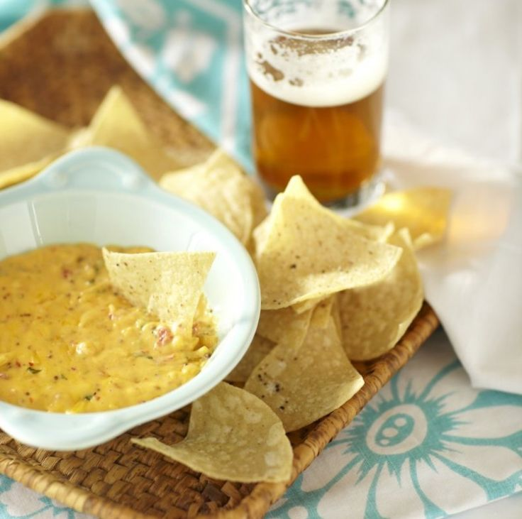 Warm Pimento Cheese and Chips - Tupelo Honey Cafe | Delicious Dips ...