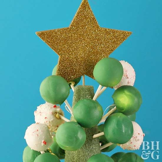 You've never decorated a tree like this before!