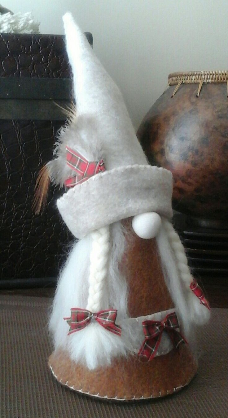A Scottish Brownie Gnome by Craftiepants