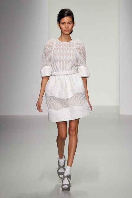 London Fashion Week, SS '14, Bora Aksu