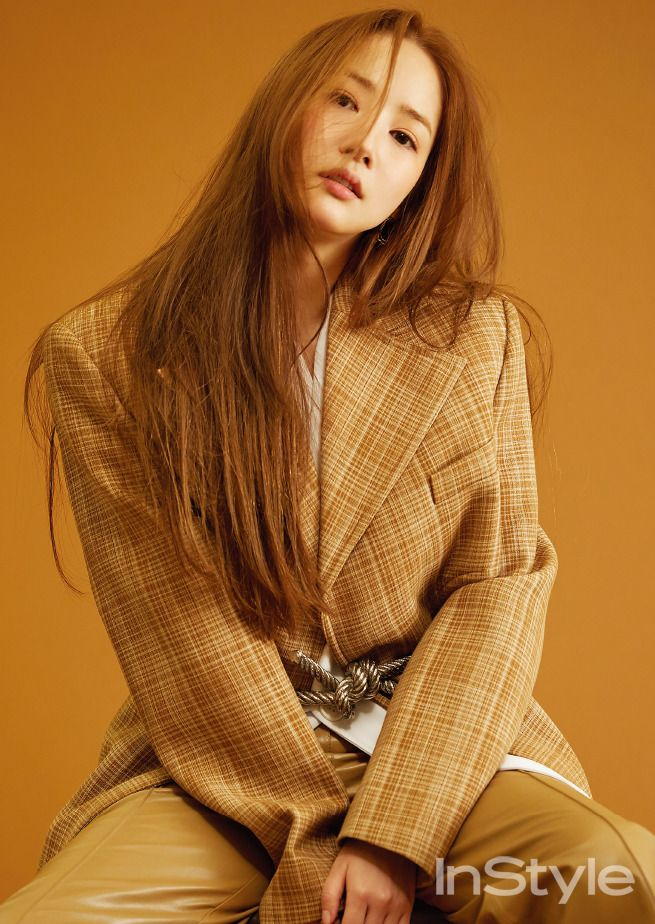 park min young instyle korea