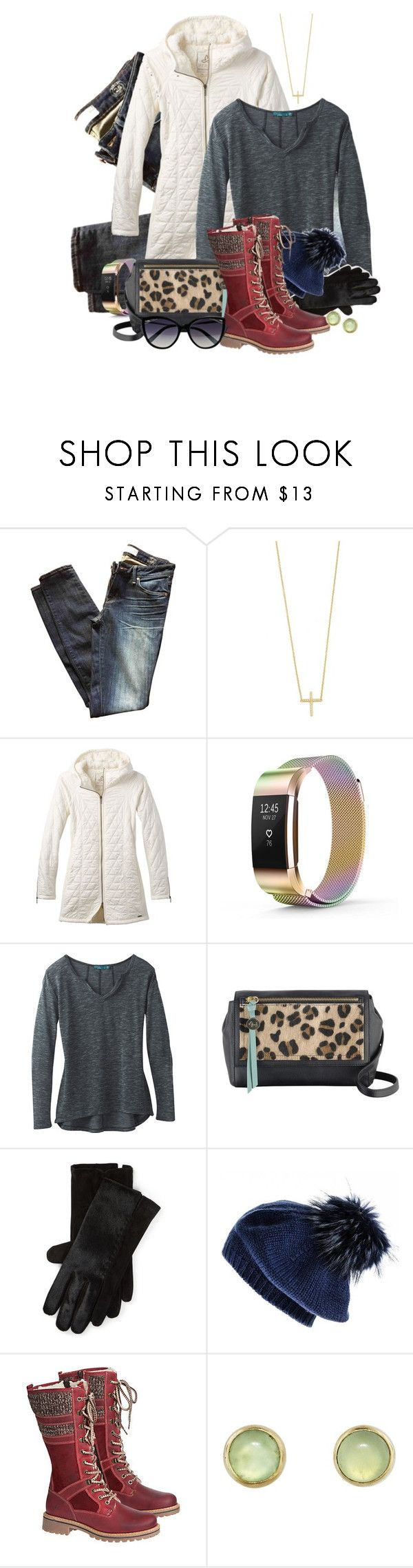 """""""Untitled #2614"""" by anfernee-131 ❤ liked on Polyvore featuring Marc by Marc Jacobs, Jennifer Meyer Jewelry, prAna, Radley, Polo Ralph Lauren, Black, Bos. & Co., Melissa Joy Manning and La Perla"""